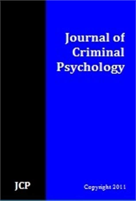 Free forensic psychology Essays and Papers